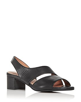 Aquatalia - Women's Emory Slingback Block-Heel Sandals