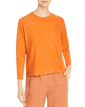Eileen Fisher Boxy-Fit Top-Women
