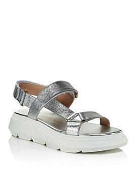 Stuart Weitzman - Women's Zoelie Platform Sandals