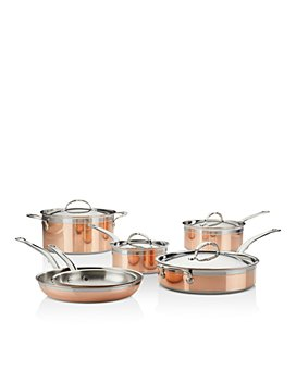 Hestan - CopperBond™ 10-Piece Cookware Set