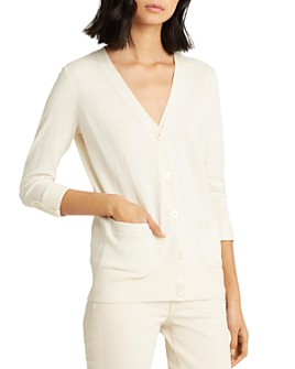 Ralph Lauren - V-Neck Cardigan Sweater