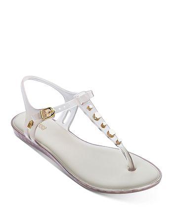 Melissa - Women's Solar Embellished Strappy Sandals