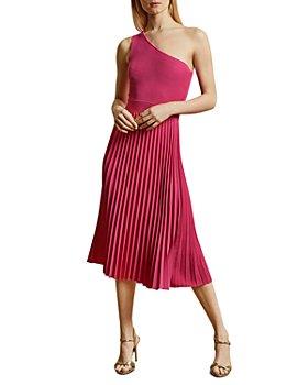 Ted Baker - Miriom One-Shoulder Pleated Midi Dress