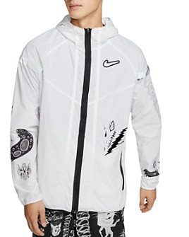 Nike - Wild Run Water-Resistant Graphic Jacket