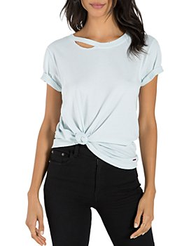 n:philanthropy - Harlow Distressed Short-Sleeve Tee