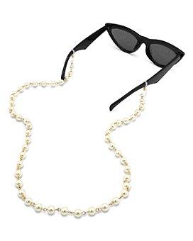 Tuleste - Simulated Pearl Eyewear Chain