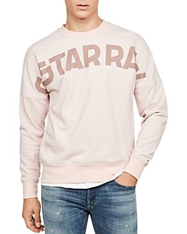 G-STAR RAW - Cotton-Blend Logo Sweatshirt
