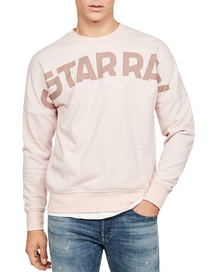 G-STAR RAW - Cotton-Blend Logo Sweatshirt