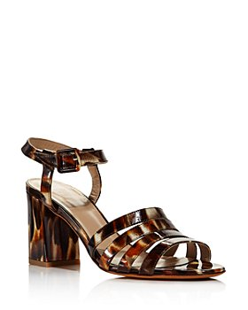 Maryam Nassir Zadeh - Women's Multi-Strap High-Heel Sandals