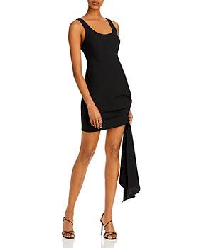 Cinq à Sept - Sharon Side-Tie Dress