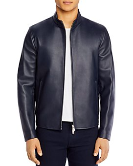 Theory - Morvek Leather Jacket