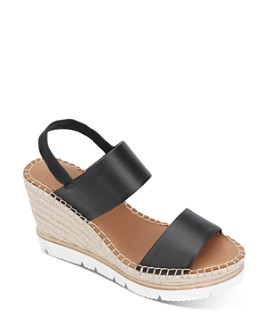 Gentle Souls by Kenneth Cole - Women's Elyssa Espadrille Wedge Sandals