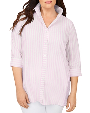 Soraya Simple Striped Tunic