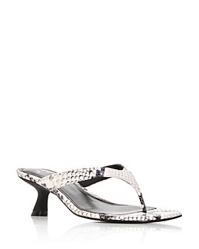 Marc Fisher LTD. - Women's Dahila Mid-Heel Sandals