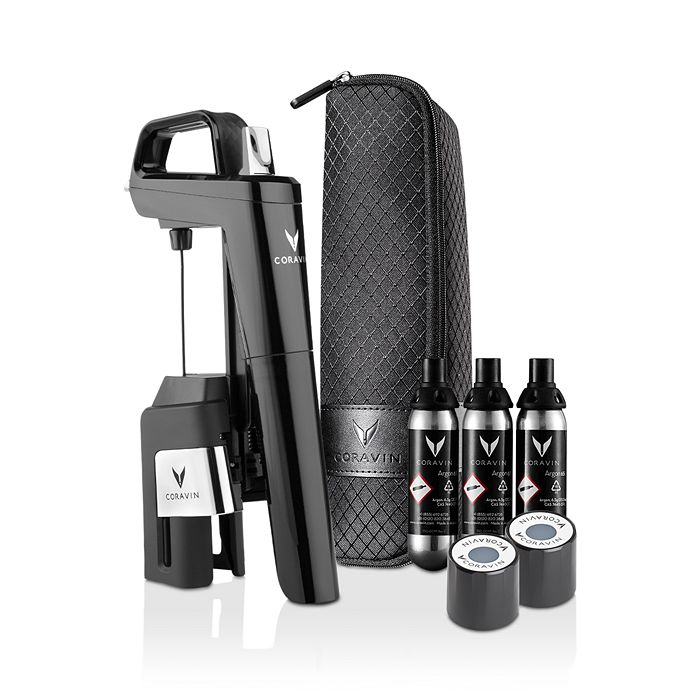 Coravin - Model Six Wine Preservation System, Piano Black