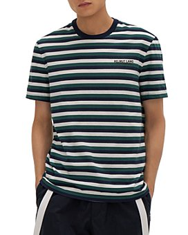 Helmut Lang - Cotton Striped Tee