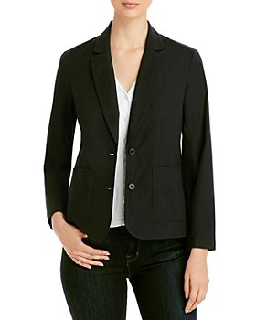 Eileen Fisher - Notch-Lapel Blazer