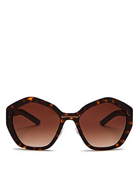 Prada - Women's Octagonal Sunglasses, 55mm