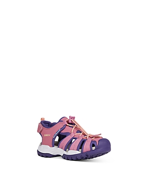 Geox Girls\\\' J Borealis Sandals - Toddler, Walker, Little Kid