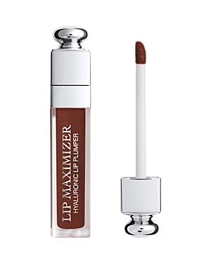 Dior Addict Lip Maximizer In 020 Brown