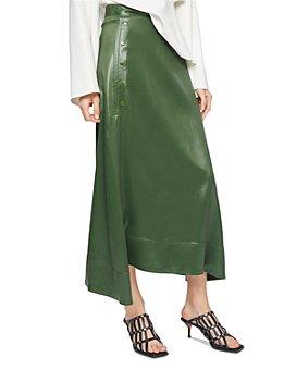 3.1 Phillip Lim - Side Snap Maxi Skirt