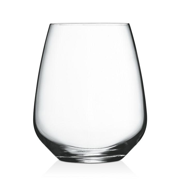 Luigi Bormioli - Crescendo Stemless Glasses, Set of 4