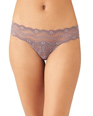 b.tempt'd by Wacoal Lace Kiss Thong