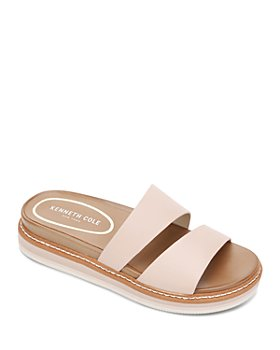 Kenneth Cole - Women's Laney Slide Platform Sandals