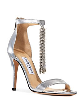 Jimmy Choo - Women's Viola 100 High Heel Sandals