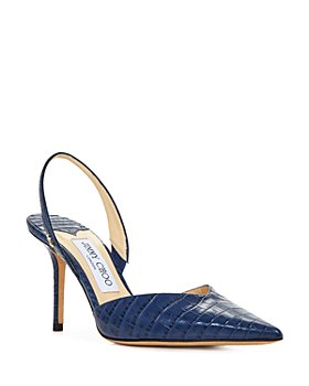 Jimmy Choo - Women's Thandi 85 High Heel Slingback Pumps