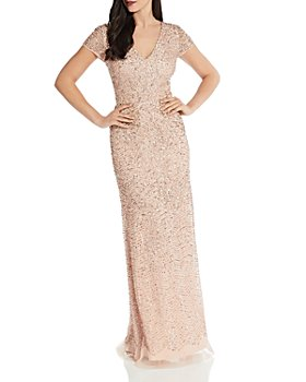 Adrianna Papell - Sequin Gown