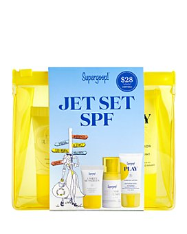 Supergoop! - Jet Set SPF Kit ($41 value)