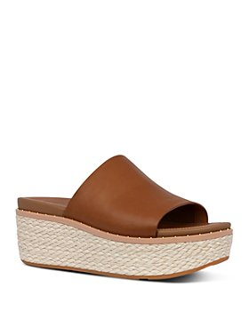 FitFlop - Women's Eloise Espadrille Wedge Sandals
