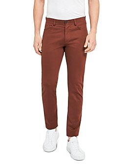Theory - Tech Raffi Compact Straight Slim Fit Ponte Pants