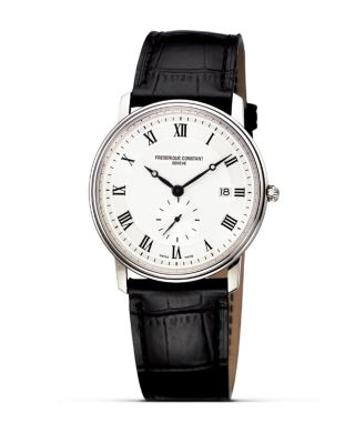 FREDERIQUE CONSTANT CONSTANT CLASSIC QUARTZ WATCH, 39 MM