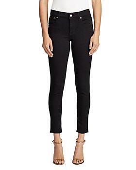 Ralph Lauren - Tompkins Super-Skinny Jeans in Black