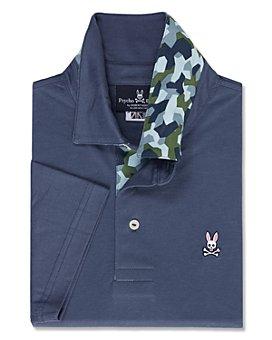 Psycho Bunny - Rowcrosse Cotton Logo Polo