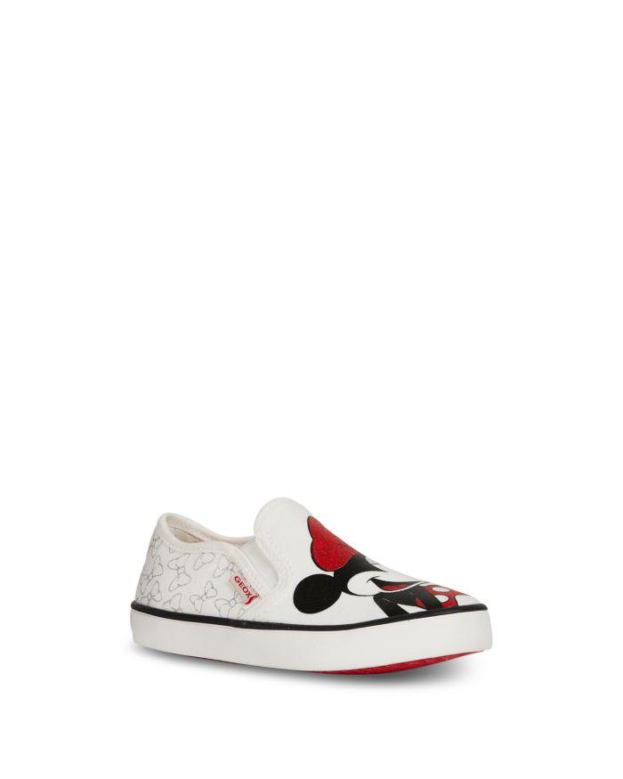 Geox x Disney Girls' J Kilwi Minnie Mouse Sneakers - Toddler, Little Kid  | Bloomingdale's
