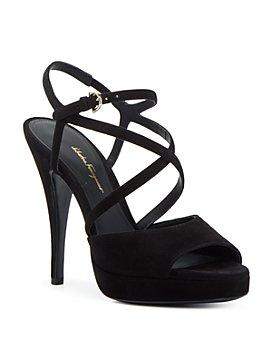 Salvatore Ferragamo - Women's Strappy High Heel Sandals