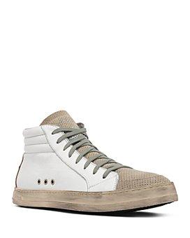 P448 - Men's Skate High Top Sneakers