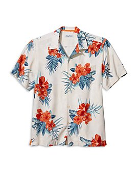 Tommy Bahama - Hilo Hibiscus Regular Fit Camp Shirt