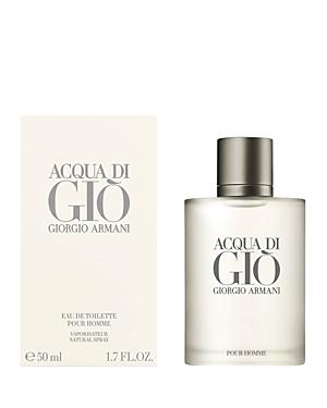 Giorgio Armani Acqua di Gio Pour Homme Eau de Toilette 1.7 oz.