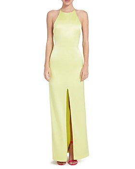 Alice and Olivia - Ettley Halter Gown