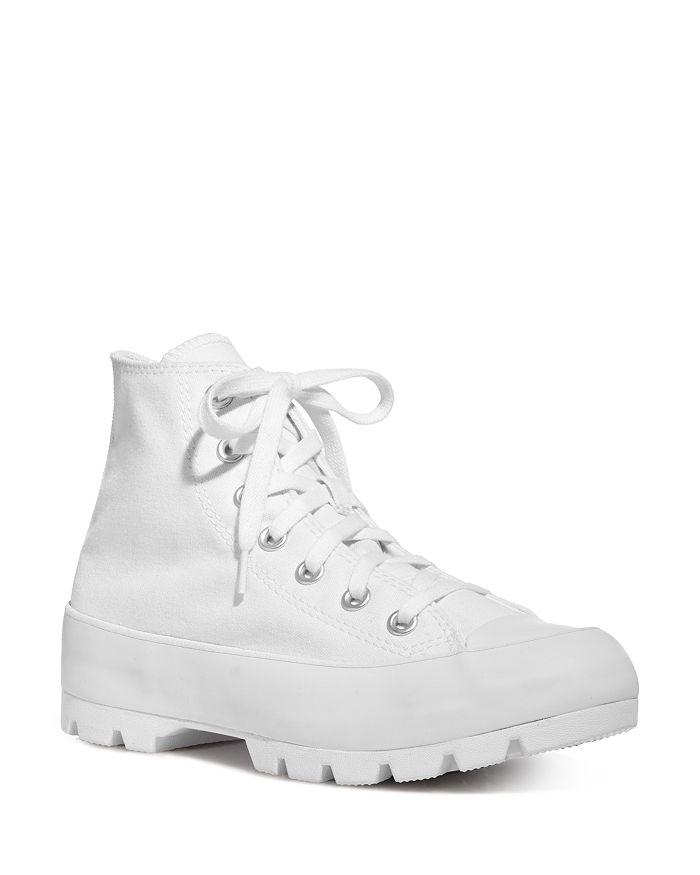 Converse - Women's CTAS Lug High Top Sneakers