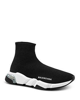 Balenciaga - Men's Speed Knit High Top Sneakers
