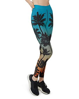 COR designed by Ultracor - California Printed Leggings