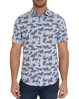 Robert Graham - Gonalves Printed Short Sleeve Shirt