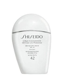 Shiseido - Urban Environment Oil-Free UV Protector SPF 42 Sunscreen