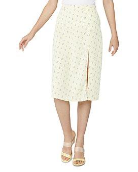 BCBGeneration - Dainty Ditsy Midi Skirt