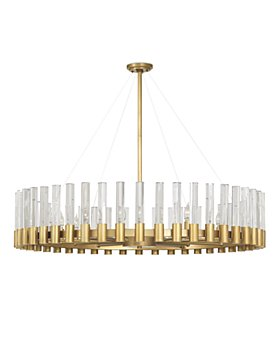 Mitchell Gold Bob Williams - Perla 12 Light Oval Chandelier